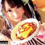 現役メイド、真白愛梨がエロ動画デビュー!巨乳のメイドがキター